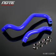 Fit For Ford Super Duty 7.3l Diesel Upperand Lower Silicone Radiator Pipe