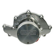Moroso 63585 Billet Aluminum Oem Mount Electric Water Pump Ford 351w 30-37 Gpm