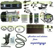 1965 1966 65 66 Ford Mustang 6 Cyl 170 200 A/c Complete System Kit
