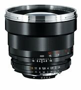 Carl Zeiss Planar T 85mm F1.4 Zf.2 Lentille Japon Ver. Neuf / Free-shipping