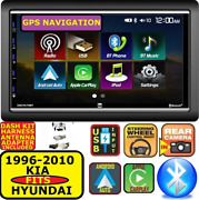 Fits Hyundai And Kia Apple Carplay Android Auto Bluetooth Touchscreen Package