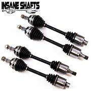 Insane Shafts Race Axles 1000hp 2007-2008 Acura Tl Type S A.t. Pair