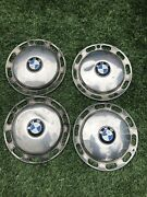 1966-1977 Bmw 1600 1602 1802 2002 Series Wheelcover Hubcaps