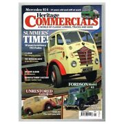 Heritage Commercials Magazine January 2014 Mbox725 Summer's Time