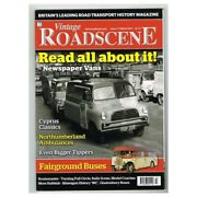 Vintage Roadscene Magazine March 2014 Mbox733 Read All About It