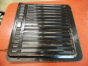 Vintage Old Style Winterfront Metal Grille Shroud Radiator Cover