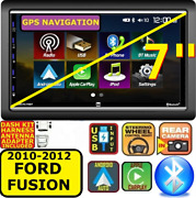 2010-2012 Ford Fusion Apple Carplay Android Auto Usb Bluetooth Touchscreen Pkg