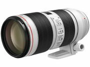 Canon Ef70-200mm F2.8l Is Iii Usm Lens Japan Ver. New / Free-shipping