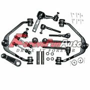 For Ford F150 F250 Expedition 2wd Front Control Arm Ball Joint Kit 14pc