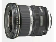 Canon Ef-s10-22mm F3.5-4.5 Usm Lens Japan Ver. New / Free-shipping
