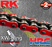 Rk Red Gxw Drive Chain 530 P 108 L For Ducati Motorcycles