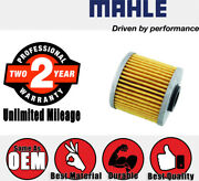 Mahle Oil Filter For Kawasaki Scooters