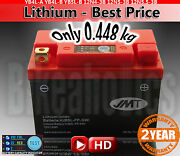 Lithium - Best Price - Yamaha Rd 125 Lc - Li-ion Battery Save 2kg