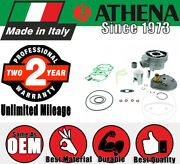 Athena Cylinder Kit - 49 Cc - 12mm Pin - Wo Cylinder Head For Rieju Motorcycles