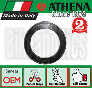 Best Quality Exhaust Gasket 37x53.5x5.3mm- Yamaha Rd 350 Lc - 1981
