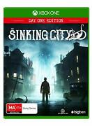 The Sinking City Day One Edition Xbox One Microsoft Xb1 Horror Open World Game