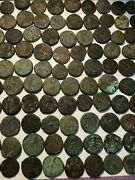Ancient Coins Kushan, Indo-greek