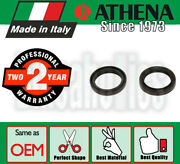 Athena Fork Oil Seals - 41x53.1x8/9.5 Mm For Honda Motorcycles