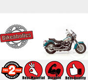 Silvertail Complete Exhaust System - K02 For Kawasaki Motorcycles