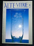 Alte Vitrie 1993 Italy Murano Art Glass Lucca Stained Windows Ships In Bottles