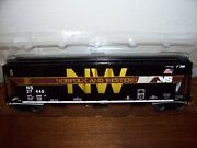 Lionel Train 27445 Norfolk And Western/norfolk Southern Heritage Ps-2 Cd Hopper
