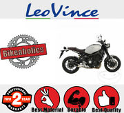 Leovince Complete Exhaust System - One Nero - Evo2 For Yamaha Motorcycles
