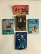Disney Wdcc Event Buttons - Pinocchio Timon Pooh Witch Hag Blue Fairy