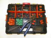 432 Pc Black Oem Deutsch Dt Connector Kit Stamped Contacts