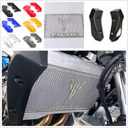 For Yamaha Mt07 Fz07 2013-2017 Radiator Grille Guard Protector And Side Covers 16
