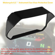 6.5motorcycle Instrument Sun Visor Protective Display Cover Kit Fit For Bmw Adv