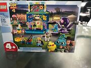 Lego Toy Story 4 Buzz And Woodyand039s Carnival Mania 10770 New Sealed