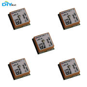 5pcs L80-r Ultra Compact Gps Pot Module With An Embedded Patch Antenna Tracking
