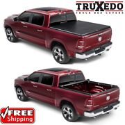 Truxedo Truxport Tonneau Roll Up Cover For Dodge Ram 1500 2500 3500 8and039 Ft Bed