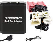 Adapter Aux Iphone Ipad Ipod Cd Changer Mazda Since 2009