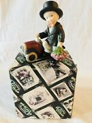 Kim Anderson One Of Life Sweetest Moments Boy In Car. Enesco 472395