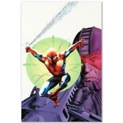 Marvel Comics Limited Edition Heroes For Hire 1 Numbered Canvas Art