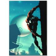 Marvel Comics Numbered Limited Edition Amazing Spider-man 13 Canvas Art