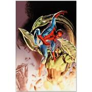 Marvel Comics Limited Edition Heroes For Hire 4 Numbered Canvas Art