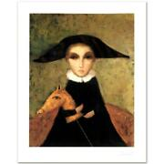 Sergey Smirnov Favorite Toy Signed Limited Edition Giclee On Paper