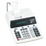 Canon Mp21dx 12-digit Ribbon Printing Calculator Black/red New