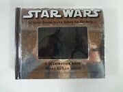 Star Wars Scanimation Book 11 Animated Picture Pages Rufus Butler Seder