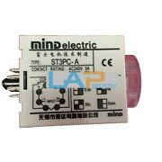 1pcs New For Mind St3pc-a 220vac Time Relay