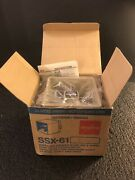 Amseco Siren Ssx-61 Outdoor Indoor Armored Self Contained Siren New