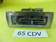1965 65 Cadillac A/c Heat Hvac Climate Comfort Control Fleetwood Deville Used T
