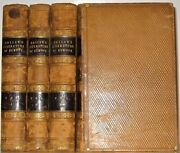 Leather Sethallam's Literature Of Europe First Edition1837 Provenance Rare