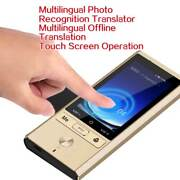 Translaty Smart Instant Two-way Real Time Voice 75 Languages Photo Translator