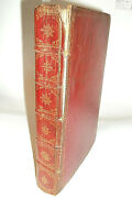 1790 The Book Of Common Prayer Leather Bound Hardcover,oxford,clarendon Press