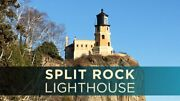 Split Rock Lighthouse - Ho Scale 187 No Assembly Required Your Small Town Usa