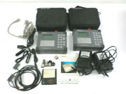 Wiltron Site Master S110 Personal Swr/rl And Fault Location Tester Lot Of 2