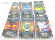 New Android Netrunner Mumbad Cycle 6 Data Packs - Card Game Lcg Blank Flag